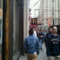 Photo taken at McDonald's by Benjamin C. on 4/25/2012