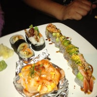 Photo taken at The Fish Restaurant & Sushi Bar by Peter C. on 4/3/2012
