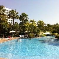 Photo taken at Sea Garden Hotel Mayan by Bob M. on 3/13/2012