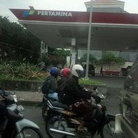 Photo taken at SPBU Pertamina 54.601.104 by GianKevin D. on 3/3/2012