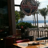 Photo taken at Bubba Gump Shrimp Co. by Martha on 8/26/2012