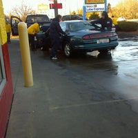 Photo taken at SuperSuds Car Care Center by Kay K. on 2/18/2012