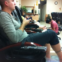 Photo taken at Expert Nails and Spa by Donald M. on 12/13/2011