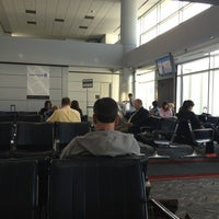 Photo taken at Gate B60 by Jessie A. on 9/7/2012