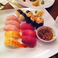 Photo taken at Osaki by Rafa L. on 4/8/2011