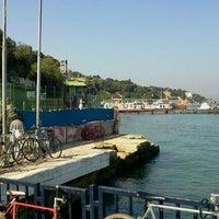 Photo taken at Büyükada Mavi Marmara Motor İskelesi by 🅰ntonio E. on 8/15/2011