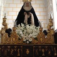 Photo taken at Iglesia del Sagrado Corazón de Jesús by Javier C. on 4/5/2012