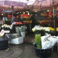 Photo taken at Hat Yai Nai Market by Enjoy W. on 4/5/2012