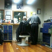 Photo taken at Dave The Barber by Mark R. on 1/31/2011