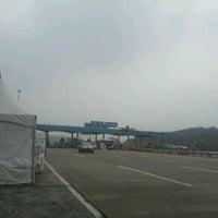 Photo taken at 당진IC by Jacy L. on 10/29/2011