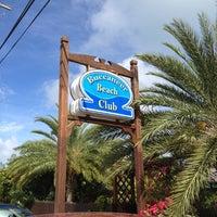 Photo taken at Buccaneer Beach Club by Ms Antiguan R. on 5/1/2012