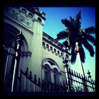 Photo taken at Museu do Primeiro Reinado by DiMCarvalho on 2/1/2012