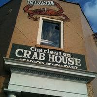 Photo taken at Charleston Crab House by Krystyn on 9/3/2011