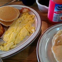 Photo taken at Pancake House Restaurant by JellyBelly215 on 8/21/2011