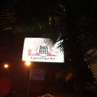 Photo taken at Dos Jefes Uptown Cigar Bar by superJennifer on 11/13/2011