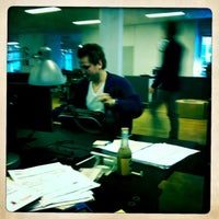 Photo taken at MediaCom by Palle D. on 1/14/2011