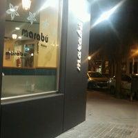 Photo taken at Cafe Marabu by Javier A. on 9/5/2012