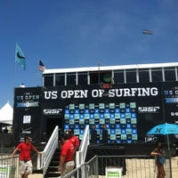 Photo taken at Vans US Open of Surfing 2013 by Paul P. on 7/29/2012