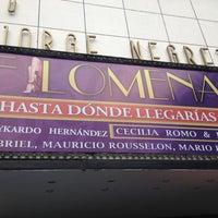 Foto tirada no(a) Teatro Jorge Negrete por Karla N. em 4/8/2012