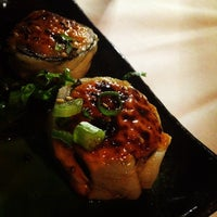 Photo taken at Dragonfly Sushi & Sake Co by Heather S. on 4/17/2012