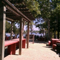 Photo taken at Almaden Lake Park by Amy C. on 7/8/2012