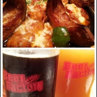Photo taken at Beer Factory 구리점 by Lima H. on 8/6/2012