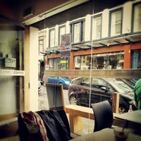 Photo taken at Bold Street Coffee by David G. on 7/4/2012
