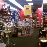 Photo taken at Guitar Center by Orlando R. on 1/26/2012