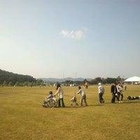 Photo taken at 国営越後丘陵公園 by K N. on 10/8/2011