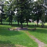 Photo taken at Park u řeky Blanice by Lenka B. on 6/3/2011