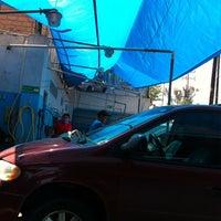 Photo taken at Autolavado by Antonio S. on 2/19/2012