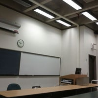 Photo taken at McKinney Humanities Building by Michael L. on 4/23/2012