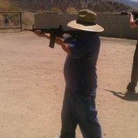 Photo taken at Angeles Shooting Ranges by Francisco H. on 9/18/2011