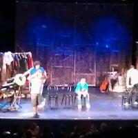 Photo taken at Divadlo Broadway by Kristýna K. on 6/21/2012