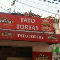 Photo taken at Tato tortas by Rafael M. on 1/21/2012