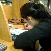 Photo taken at Biblioteca UTFSM by Ignacio M. on 4/26/2012