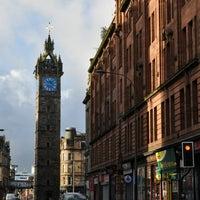 Photo taken at Glasgow Cross by Yusri Echman on 7/17/2012