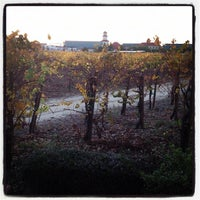 Photo taken at Carter Estate Winery and Resort by Chris V. on 11/26/2011