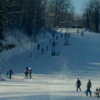 Photo taken at Snowsnake Ski And Golf by Charles G. on 1/14/2012