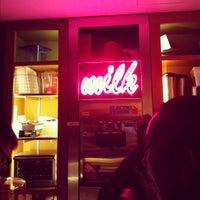 Photo taken at Momofuku Milk Bar by Xander S. on 11/10/2011