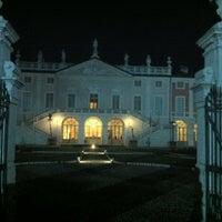 Photo taken at Villa Fenaroli Palace Hotel by Matteo T. on 11/9/2011