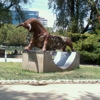 Foto tirada no(a) Parque de las Esculturas por Juan Carlos G. em 11/6/2011