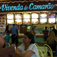Photo taken at Vivenda do Camarão by Sonia A. on 4/14/2012