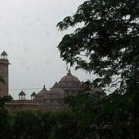 Photo taken at Swaminarayan Akshardham by Himanshu B. on 7/20/2012