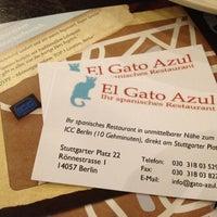 Das Foto wurde bei El Gato Azul von Ingo-Stefan S. am 7/2/2012 aufgenommen