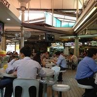 Photo taken at Lavender Food Square by Jihyun O. on 9/3/2012