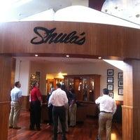 Photo taken at Shula's Steak House by Scott W. on 7/10/2012