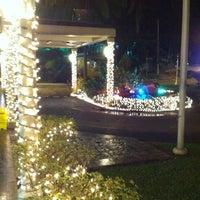 Photo taken at Kapok Hotel by Nick I. on 12/3/2011