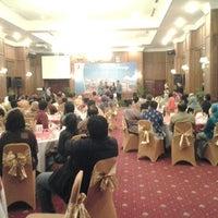 Photo taken at Gran Senyiur Hotel by Chrisma S. on 12/16/2011