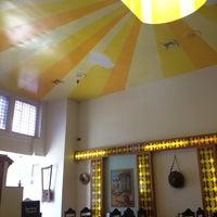 Photo taken at Meskerem Ethiopian Restaurant by Vivian on 8/23/2012